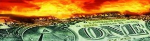 chute du dollar