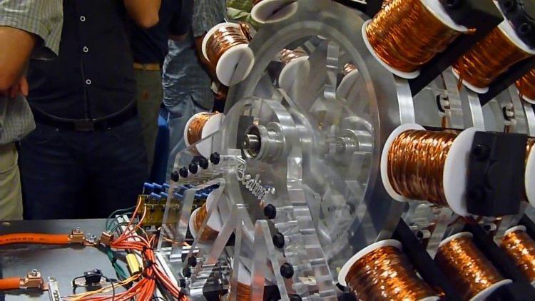 Clé de l'énergie libre: Le moteur de Bedini.
