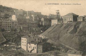 La ville minière de Saint Etienne