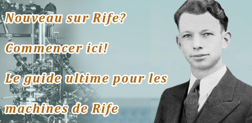 machine de Rife