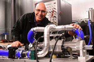 moteur à hydrogène Aquarius